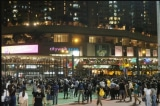 """Hồng Kông tối 4/10: Người biểu tình nhiều nơi đọc """"Tuyên ngôn Chính phủ lâm thời"""""""