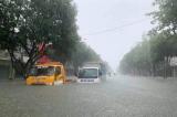 Mưa lũ Nghệ An: 1 người chết, hơn 5.000 ngôi nhà bị ngập
