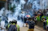 Biểu tình ở Hồng Kông: An toàn của phóng viên ngày càng bị đe doạ