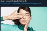 """Quảng cáo che mắt của Tiffany vô tình """"xúc phạm Trung Quốc"""""""