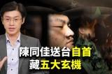 """Những âm mưu phía sau câu chuyện Trần Đồng Giai đến Đài Loan """"tự thú"""""""