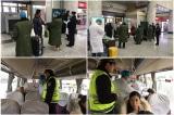 Lập ba phòng tuyến ngăn bệnh dịch hạch giữa Bắc Kinh và Nội Mông