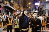 Phương pháp mới để nhận diện người biểu tình Hồng Kông của ĐCSTQ