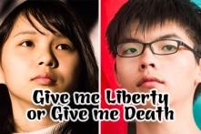 """Biểu tình Hồng Kông: """"Tự do hay là chết?"""""""