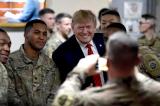 TT Trump bất ngờ thăm lính Mỹ tại Afghanistan, hứa sớm đưa họ về nhà