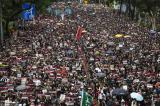 Cách mạng Hồng Kông liệu có hy vọng?
