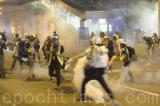 Người Hồng Kông tiếp tục kháng nghị tại nhiều nơi trong ngày 10/11
