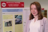 Cô gái 14 tuổi đưa ra giải pháp thông minh giúp xóa bỏ điểm mù ô tô