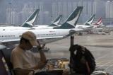 Các hãng hàng không Châu Á giảm chuyến bay đến Hồng Kông khi bạo lực leo thang