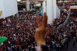 Thái Lan: Biểu tình chống chính phủ lớn nhất từ năm 2014