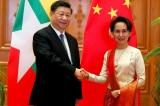 """Myanmar, Trung Quốc ký nhiều thỏa thuận thúc đẩy """"Vành đai và Con đường"""""""