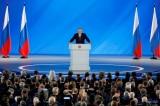 Tổng thống Putin giải tán chính phủ, đề xuất sửa đổi hiến pháp