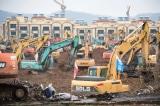 Vũ Hán gấp rút xây bệnh viện điều trị viêm phổi sức chứa 1.000 giường