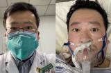 Bác sĩ LiWenliang điều trị nhiễm virus corona mới.
