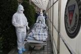 viêm phổi Vũ Hán, bác sĩ bị quá tải