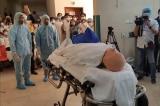 Bệnh viện Trung ương Huế xét nghiệm được virus corona