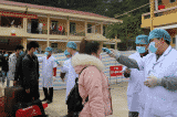 Gần 1.500 người trở về từ Trung Quốc, khu cách ly ở Cao Bằng quá tải