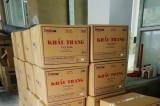 Phát hiện người Trung Quốc gom 100.000 chiếc khẩu trang y tế