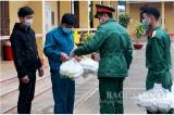 Người phụ nữ trốn sang Trung Quốc bị đưa trở lại khu cách ly virus corona