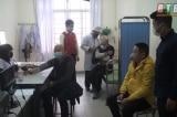Thái Bình cách ly gần 500 lao động Trung Quốc trở lại làm việc