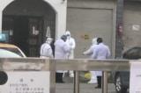 Nhân viên y tế phòng chống dịch viêm phổi Vũ Hán