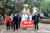 Vĩnh Phúc: 192 người ở 'tâm dịch' Sơn Lôi đã rời khỏi nơi cư trú