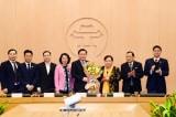 Ông Vương Đình Huệ làm Trưởng đoàn đại biểu Quốc hội Hà Nội