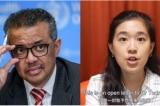 [VIDEO] Nữ sinh Đài Loan yêu cầu Tổng Giám đốc WHO xin lỗi Đài Loan