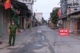 công an phường Đông Ngạc phải cách ly, virus corona Việt Nam, bệnh nhân 243