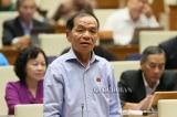 Đề nghị ban hành luật An ninh kinh tế do lo ngại Trung Quốc thâu tóm đất