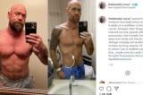 Sự khác biệt của người đàn ông trước và sau khi nhiễm COVID-19