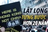 Cuộc lật lọng kéo dài hơn 20 năm – ĐCSTQ và Hồng Kông