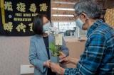 Tổng thống Đài Loan gặp nhà bất đồng chính kiến Hồng Kông, hứa hỗ trợ người biểu tình