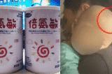 Trung Quốc: Sữa giả gây đầu to ở trẻ sơ sinh