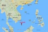 Tàu Trung Quốc lại tiến sát giàn khoan trên Bãi Tư Chính của Việt Nam
