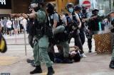 Luật an ninh Hồng Kông: 370 người bị bắt trong cuộc biểu tình 1/7