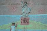 Du lịch vòng quanh thế giới qua những bức vẽ bằng phấn màu