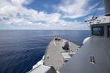 Tàu chiến Mỹ áp sát Trường Sa sau khi Mỹ bác bỏ yêu sách của TQ ở biển Đông