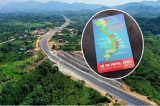 Thẻ thu phí cao tốc Bắc Giang-Lạng Sơn không có quần đảo Hoàng Sa-Trường Sa