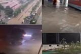 Bão Hagupit đổ bộ vào Chiết Giang, nhiều nơi chìm trong nước