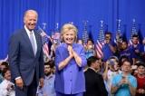 Bà Hillary Clinton nói sẵn sàng làm việc trong chính quyền Biden