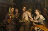 Hercules trong câu chuyện dụ ngôn về Đức hạnh và Lạc thú