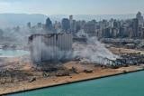 """Video quay """"cận cảnh"""" vụ nổ làm rung chuyển thủ đô Li-Băng"""