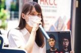 Nhà hoạt động dân chủ Chu Đình bị cảnh sát Hồng Kông bắt giữ