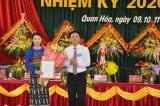 Thanh Hóa có nữ Bí thư huyện trẻ nhất tỉnh, dân tộc Thái, được chỉ định