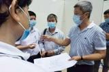 Thứ trưởng Bộ Y tế: Đỉnh dịch có thể trong vòng 10 ngày tới